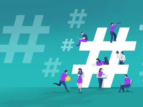 Social media marketing: Effective ways to use social media hashtags